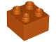 Part No: 3437  Name: Duplo, Brick 2 x 2