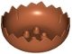 Part No: 61236  Name: Duplo Egg Base with Jagged Edge