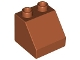 Part No: 6474  Name: Duplo, Brick 2 x 2 x 1 1/2 Slope 45