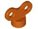 Part No: 98375  Name: Minifigure, Utensil Toy Winder Key