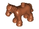 Part No: horse03c01pb01  Name: Duplo Horse Baby Foal Pony