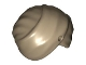 Part No: 40235  Name: Minifigure, Headgear Turban with Hole
