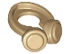 Part No: 66913  Name: Minifigure Headphones Around Neck