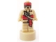 Part No: 90398pb001  Name: Minifigure, Utensil Statuette / Trophy with Jack Sparrow Voodoo Doll Pattern