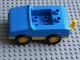 Part No: 2235  Name: Duplo Car with 1 x 2 Studs