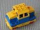 Part No: 2961bc  Name: Duplo, Train Locomotive