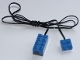 Part No: 2982c104  Name: Electric Sensor, Light with Non-Removable Lead, 104 Studs Long, Blue Connector