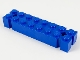 Part No: 30520  Name: Brick, Modified 2 x 8 with Axle hole at each End