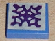 Part No: 3068apb05  Name: Tile 2 x 2 without Groove with Geometric 4 Point Pattern (Sticker) - Set 261-4