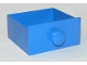 Part No: 31323  Name: Duplo, Doll Furniture Cabinet Drawer 4 x 4 with Round Handle