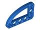Part No: 32250  Name: Technic, Liftarm, Modified L-Shape Quarter Ellipse Thin 3 x 5