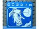 Part No: 3754p01  Name: Brick 1 x 6 x 5 with LL2079 Floating Astronaut Pattern