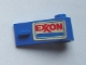 Part No: 3821pb009  Name: Door 1 x 3 x 1 Right with Exxon logo Pattern (Sticker) - Set 6679-2