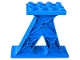 Part No: 4539  Name: Duplo Support (Windmill Base)