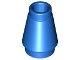 Part No: 4589b  Name: Cone 1 x 1 with Top Groove