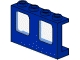 Part No: 4863c02  Name: Window 1 x 4 x 2 Plane with Trans-Clear Glass