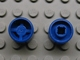 Part No: 6014b  Name: Wheel 11mm D. x 12mm, Hole Notched for Wheels Holder Pin