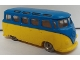 Part No: 607pb02  Name: HO Scale, VW Minibus with Yellow Base
