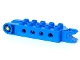 Part No: 6288c01  Name: Duplo, Toolo Brick 2 x 5 with 8 Side Screw Sockets, Swivel Bracket End and Clip End