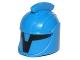 Part No: 64806pb01  Name: Minifigure, Headgear Helmet SW Senate Commando with Black Markings Pattern