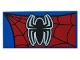 Part No: 87079pb0242  Name: Tile 2 x 4 with Spider-Man Pattern (10687)