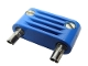 Part No: bb0093ac01  Name: Electric, Connector, 2-Way Male Rounded Wide Long with Hollow Pins