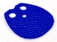 Part No: bb0901  Name: Minifigure, Cape Cloth, 2 Holes and Rounded Edges - Spongy Stretchable Fabric