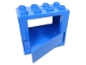 Part No: x978c01  Name: Duplo Door Frame 2 x 4 x 3 with Half Door