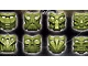 Part No: 42042UND  Name: Bionicle Krana Mask - Undetermined Type (for set inventories only - Do Not Sell with this entry)
