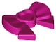 Lot ID: 132834937  Part No: 11618  Name: Friends Accessories Hair Decoration, Bow with Heart, Long Ribbon and Pin