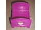Part No: 31368  Name: Duplo Doll Furniture Bed Small