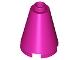 Part No: 3942c  Name: Cone 2 x 2 x 2 - Open Stud