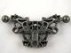 Part No: 53564  Name: Bionicle Piraka Torso with 2 Ball Joints