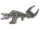 Part No: 53575  Name: Bionicle Weapon Piraka Lava Launcher (Hakann)