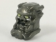 Part No: 53596pb01  Name: Minifigure, Head Modified Bionicle Inika Toa Hewkii Pattern