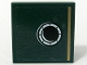 Part No: 3068bpb0667  Name: Tile 2 x 2 with Groove with Gold Stripe and Porthole Pattern Model Right, Right Panel (Sticker) - Set 10194