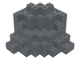Part No: 23996  Name: Rock Panel 8 x 8 x 6 Medium Symmetric (MURP)