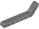 Lot ID: 178653836  Part No: 32271  Name: Technic, Liftarm 1 x 9 Bent (7 - 3) Thick