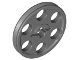 Part No: 4185  Name: Technic, Wedge Belt Wheel (Pulley)