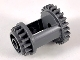 Part No: 6573  Name: Technic, Gear Differential, 24-16 Teeth