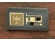 Part No: 85984pb217  Name: Slope 30 1 x 2 x 2/3 with SW Starhopper Control Panel Pattern (Sticker) - Set 75024