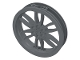 Part No: 88517  Name: Wheel 75mm D. x 17mm Motorcycle
