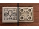 Part No: 11203pb041  Name: Tile, Modified 2 x 2 Inverted with SW Machinery Pattern (Sticker) - Set 75244
