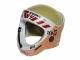 Part No: 17774pb01  Name: Minifigure, Headgear Helmet SW Rebel with Gray Squadron B-wing Pilot Pattern