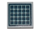 Part No: 3068bpb1420  Name: Tile 2 x 2 with Groove with Dark Blue Solar Panel Pattern (Sticker) - Set 41424