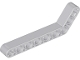 Part No: 32271  Name: Technic, Liftarm 1 x 9 Bent (7 - 3) Thick