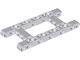 Part No: 64178  Name: Technic, Liftarm Modified Frame Thick 5 x 11 Open Center