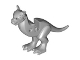 Part No: 64800pb01c01  Name: Tauntaun Middle with Legs and Eyes Pattern