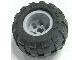 Part No: 6580c01  Name: Wheel 43.2 x 28 Balloon Small with Black Tire 43.2 x 28 S Balloon Small (6580 / 6579)