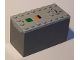 Part No: 87513c01  Name: Electric 9V Battery Box Power Functions (Non-Rechargeable) with Dark Bluish Gray Bottom